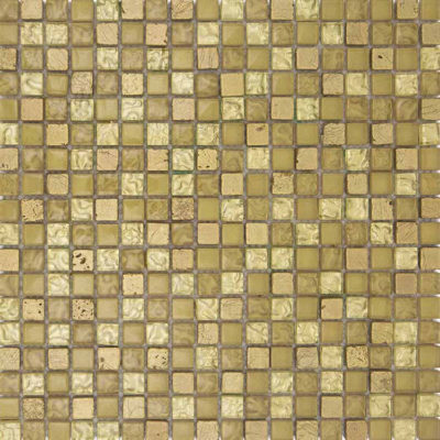 Mozaiek Beige Kristal