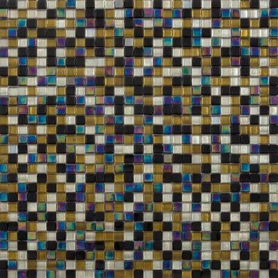 Mozaiek Zilveren Oxyde